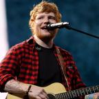 Wirral Globe: Ed Sheeran hits back after being accused of using a backing track at Glastonbury