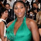 Wirral Globe: Pregnant Serena Williams poses nearly nude on Vanity Fair cover