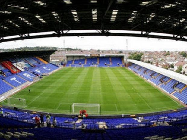 Tranmere Rovers Against Solihull Moors Game Postponed