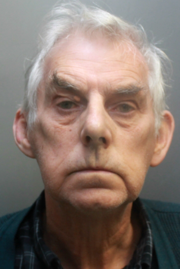 Dave Fuge sexually abused young girl
