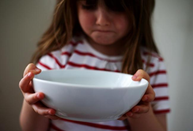 Families in our poorest neighbourhoods 'blighted by the constant spectre of destitution' and reliant on charity handouts