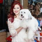 Wirral Globe: Ashleigh and Pudsey.