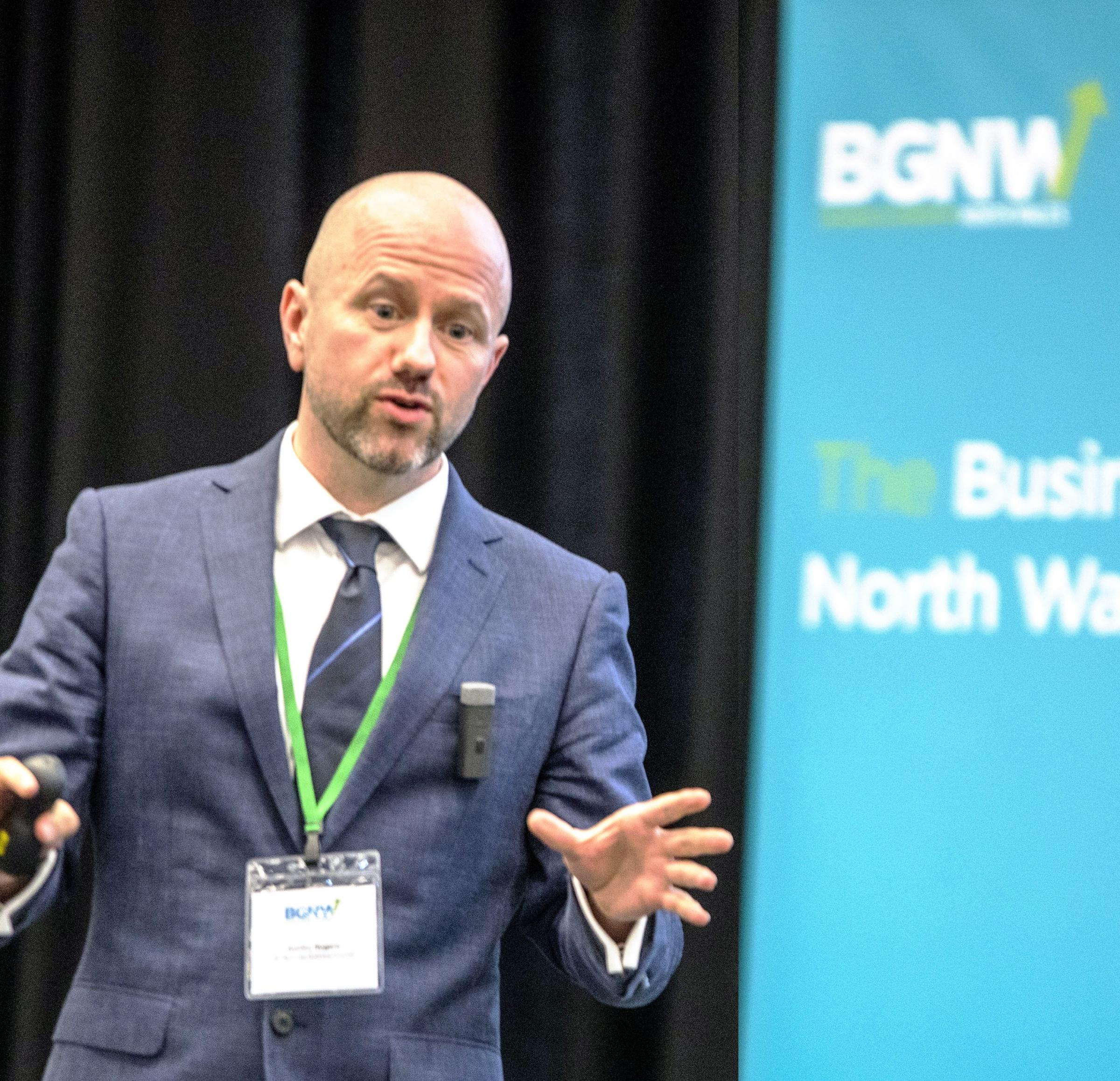 Business Growth North Wales Conference