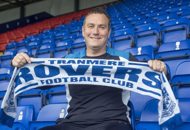 Rovers manager Micky Mellon: