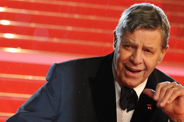 Wirral Globe: Jerry Lewis (Ian West/PA)