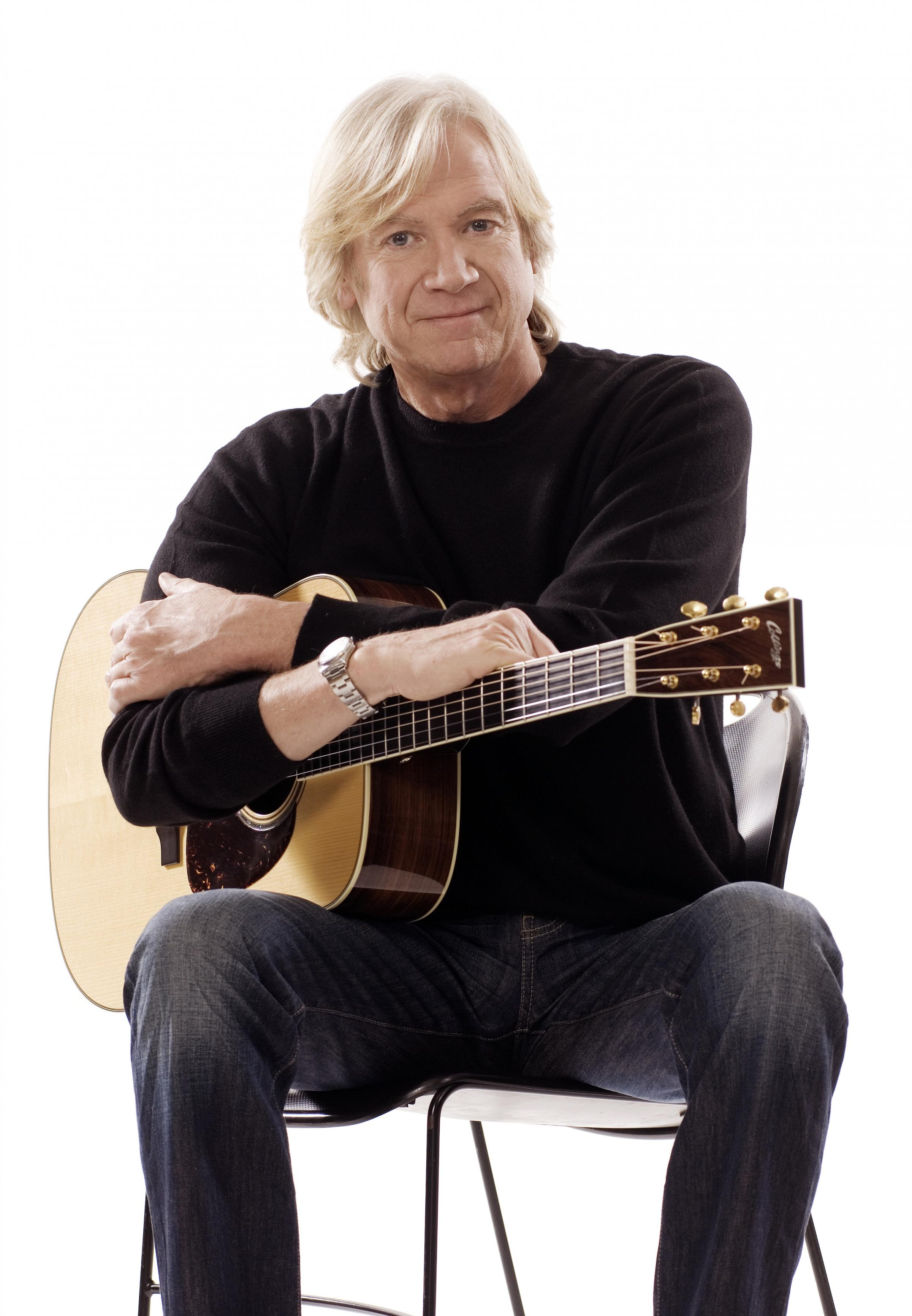Justin Hayward will perform at Liverpool Philharmonic Hall on October 1