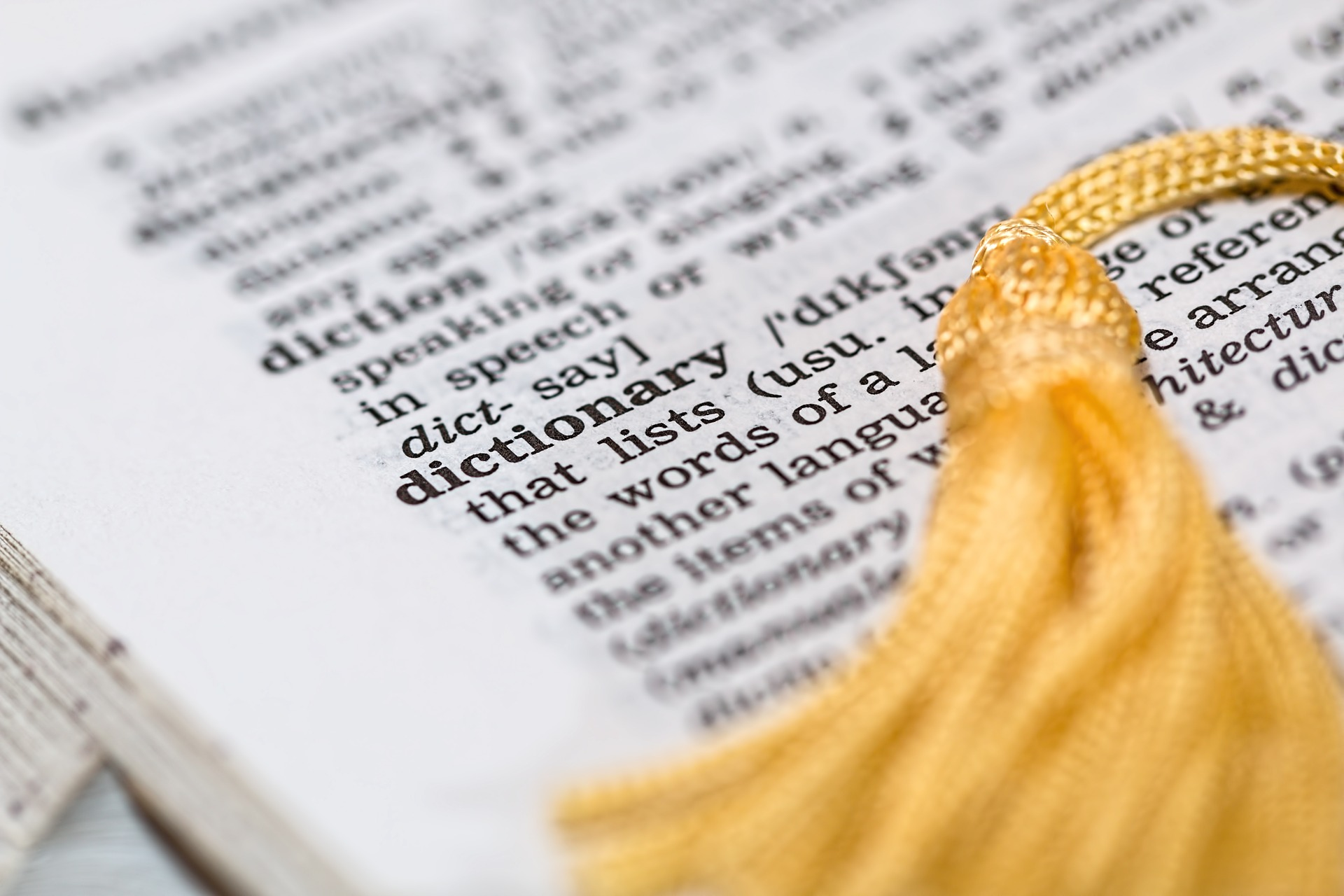 How many of these new words in the dictionary do you know?