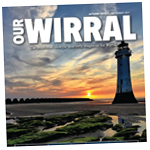 Wirral Globe: our wirral cover