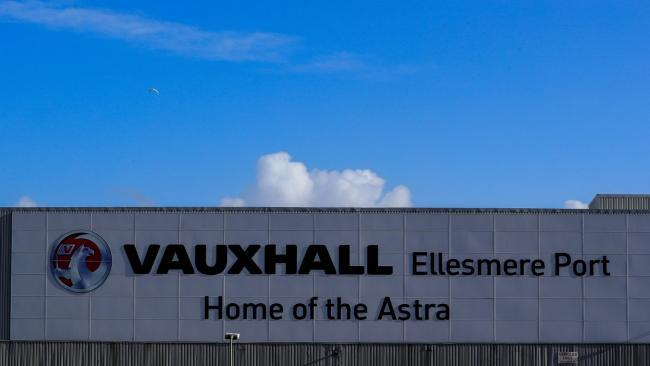 The brand was taken over last year by France's PSA Group, whose efficiency drive has led to doubts over the future of the Vauxhall plant in Ellesmere Port