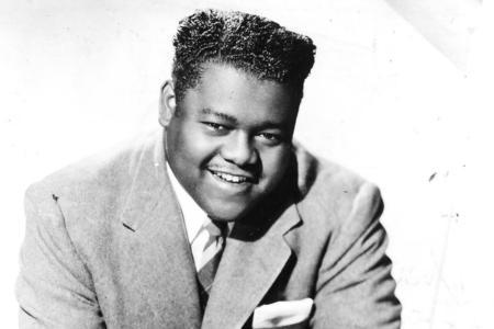 Wirral Globe: Fats Domino.