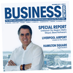 Wirral Globe: business network nov cover