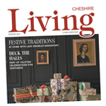 Wirral Globe: cheshire living cover nov 2017