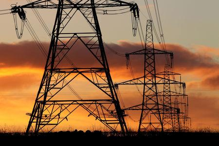 The power cut caused travel chaos and cut electricity for almost a million people in England and Wales