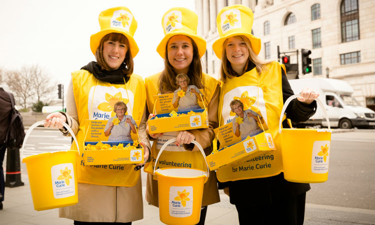 Donations from the appeal will help more people living with terminal illness to provide them and their loved ones with vital care and support. (Picture: Marie Curie)