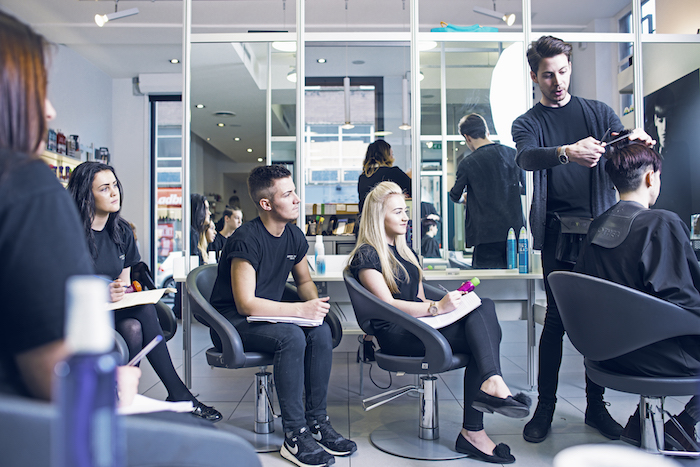 Andrew Collinge Diploma Apprenticeship Programme will boast sessions in both their Birkenhead and Liverpool training salons