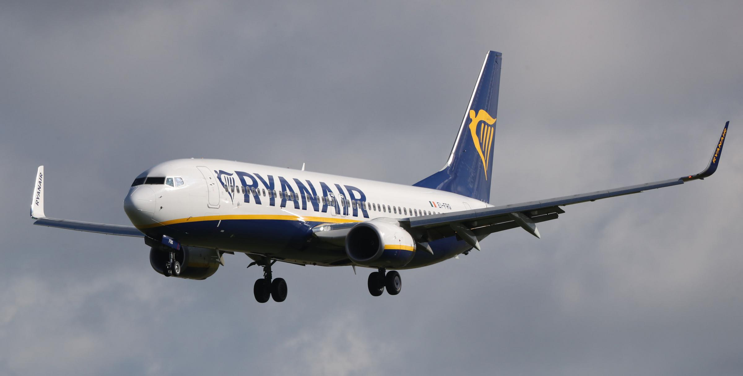 Ryanair slashes check-in time for passengers without reserved seats