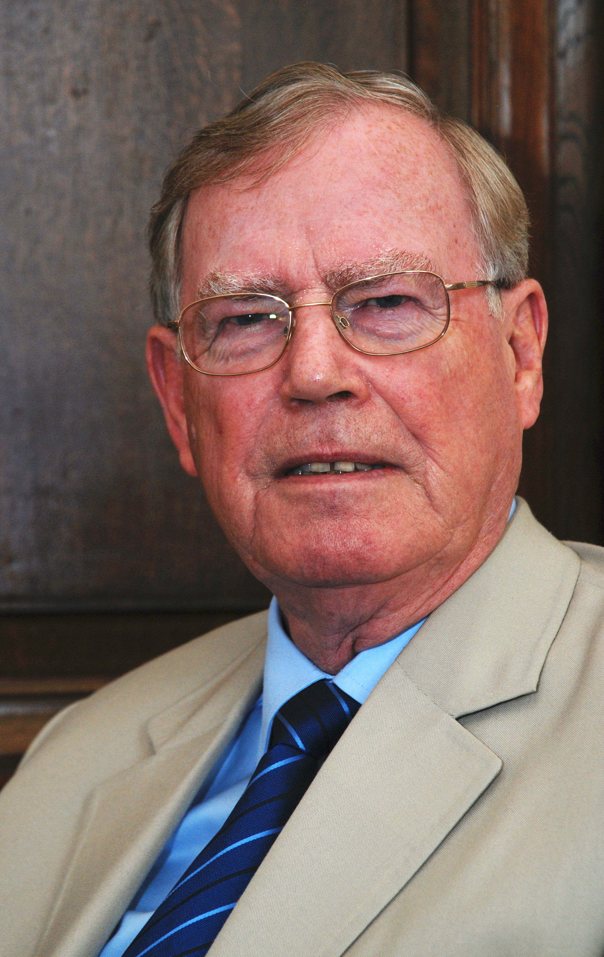 Cllr John Hale has retired after more than 40 years in local politics