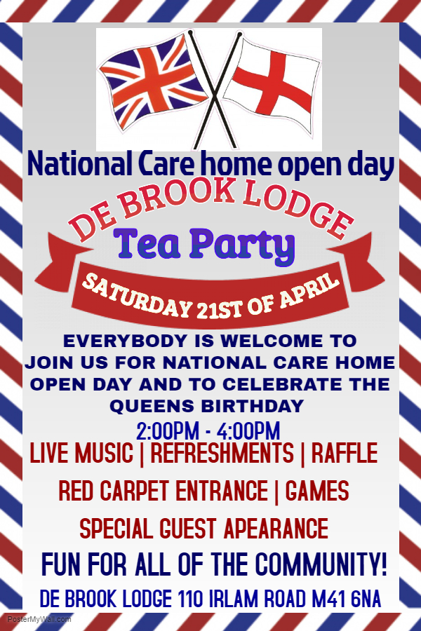 De Brook Lodge National Care Home Open Day