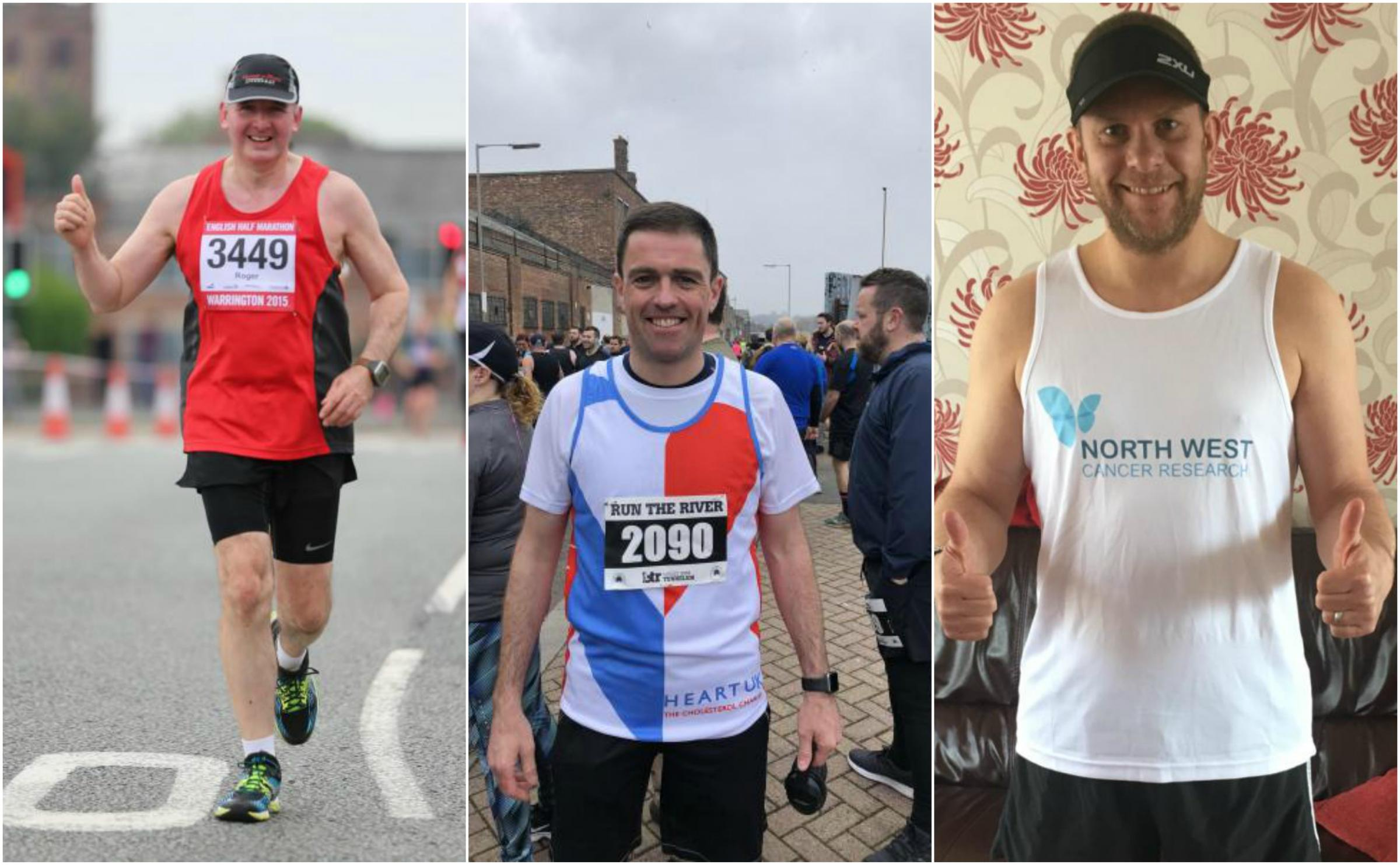 7 Wirral runners we'll be cheering on at this year's London Marathon