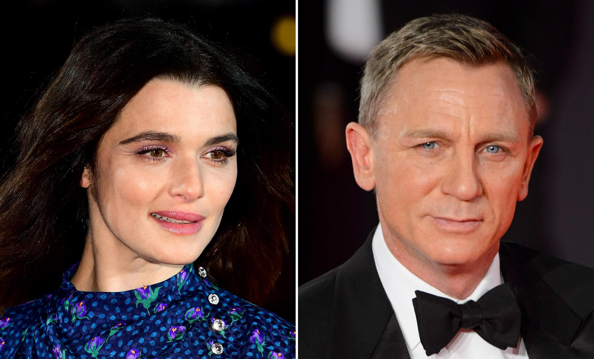 Rachel Weisz and Daniel Craig are expecting their first child together (Picture: PA/PA Wire)