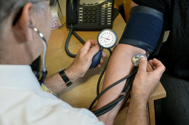 Shoppers can get free blood pressure checks outside Next and Boots Opticians