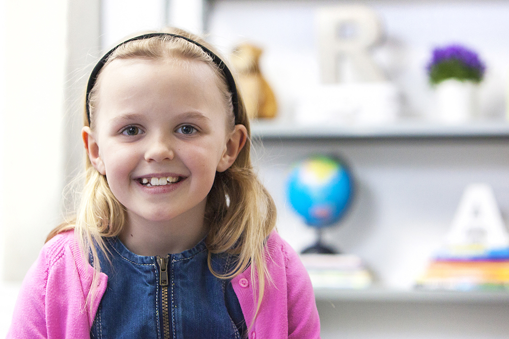 Lily Beddow from West Kirby will take part in the Little Extraordinaires panel