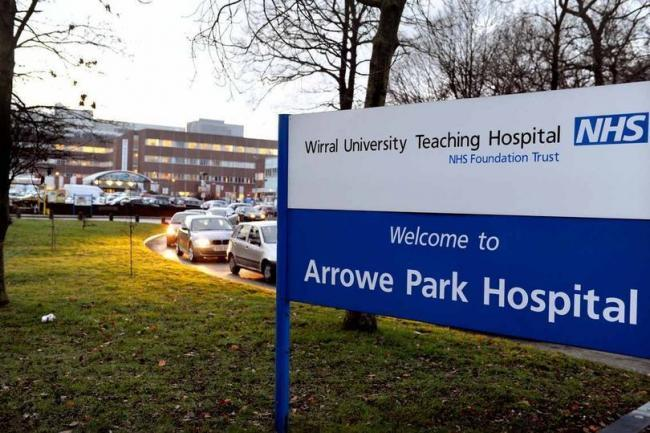Thompson worked at Arrowe Park Hospital at the time of the misconduct