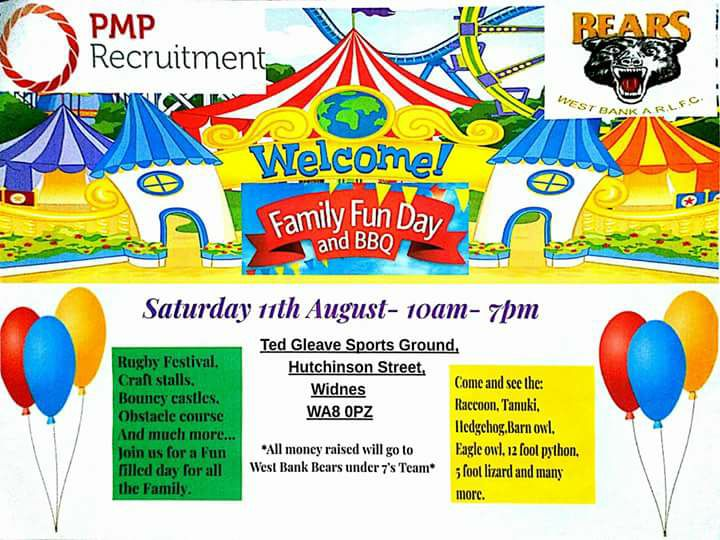 PMP Recruitment Family Fun day