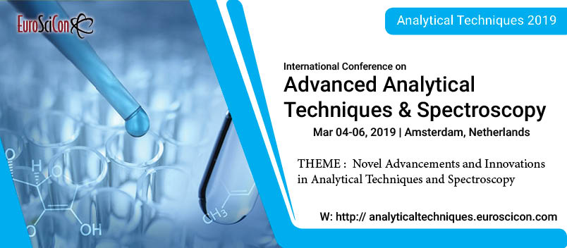 International Conference on Analytical techniques and Spectroscopy 2019