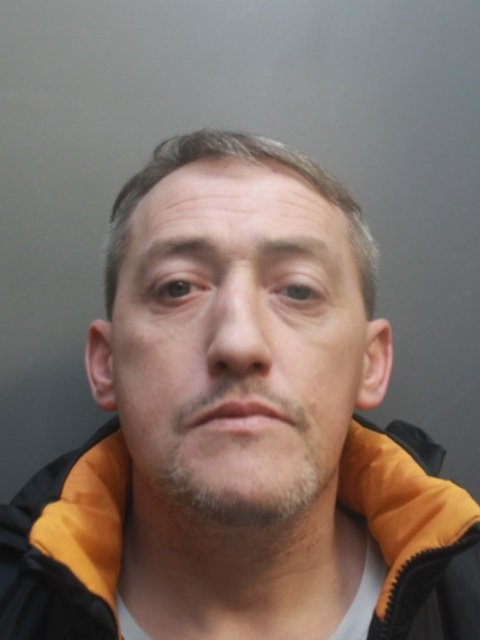 David Glass, from Birkenhead, is wanted by police