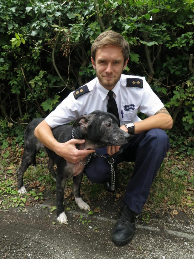 RSPCA inspector Anthony Joynes will feature in the latest channel 5 series