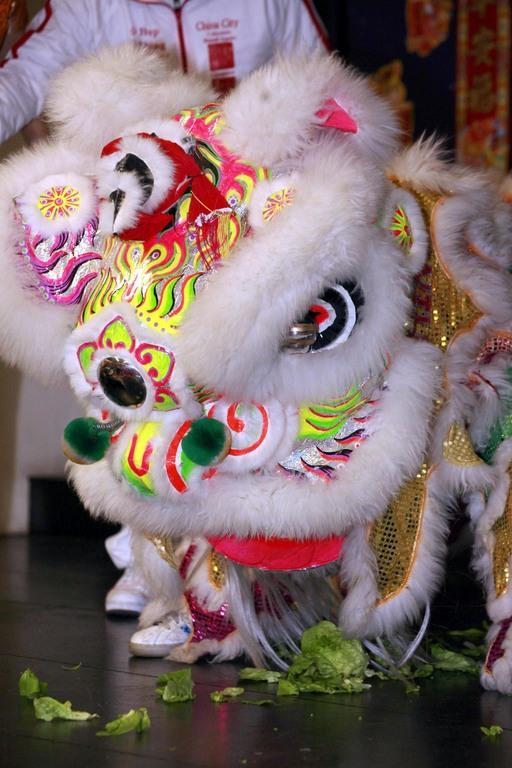 Wirral Globe: KIN SC Hundreds celebrate Chinese Year of the OX