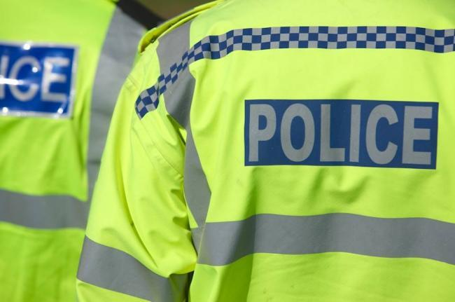 Two men arrested after car chase in Woodchurch