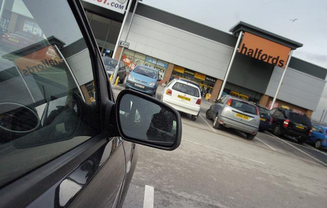 Car Park Scam Wirral Globe
