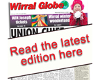Read the Wirral Globe online