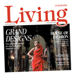 Wirral Globe: Cheshire Living Cover 2018 Autumn