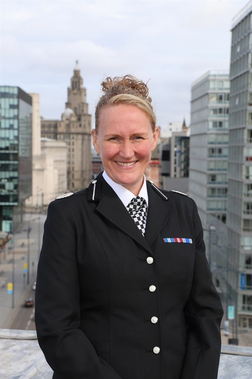 Current assistant chief constable Serena Kennedy will take up the new role in November