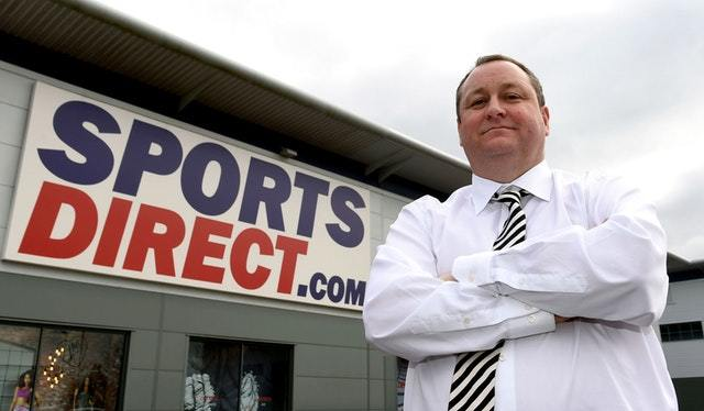 Sports Direct founder Mike Ashley agrees meeting in last ditch attempt to save Birkenhead's House of Fraser store (PA)