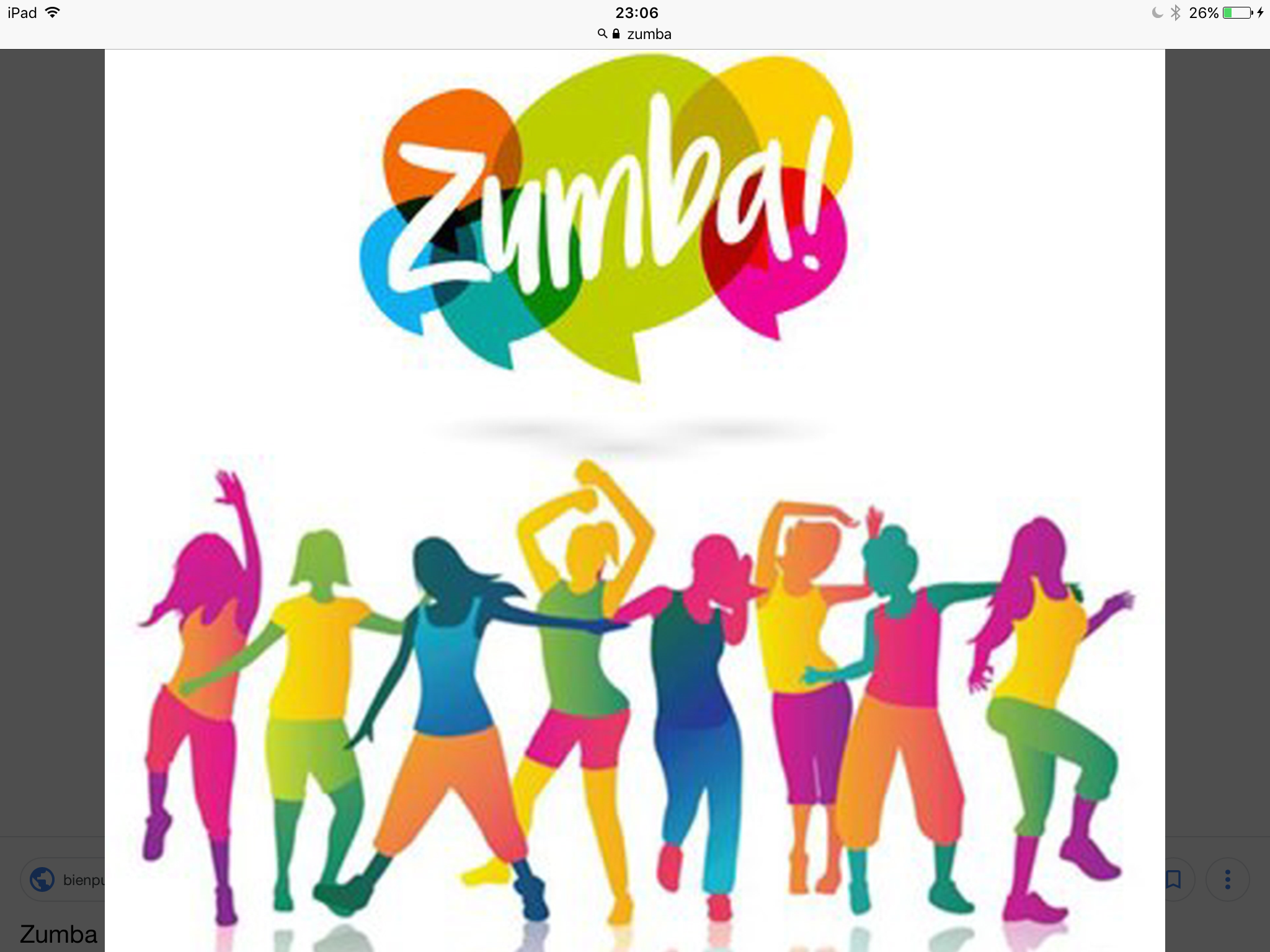 Charity Zumba Party