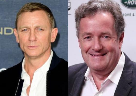 Piers Morgan faces angry backlash after criticising Daniel Craig