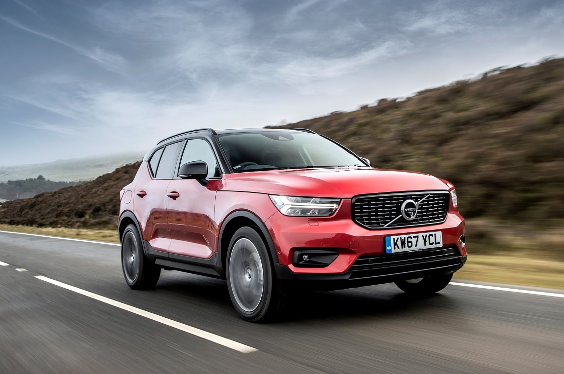 Road test of the Volvo XC40 T3 Momentum Pro