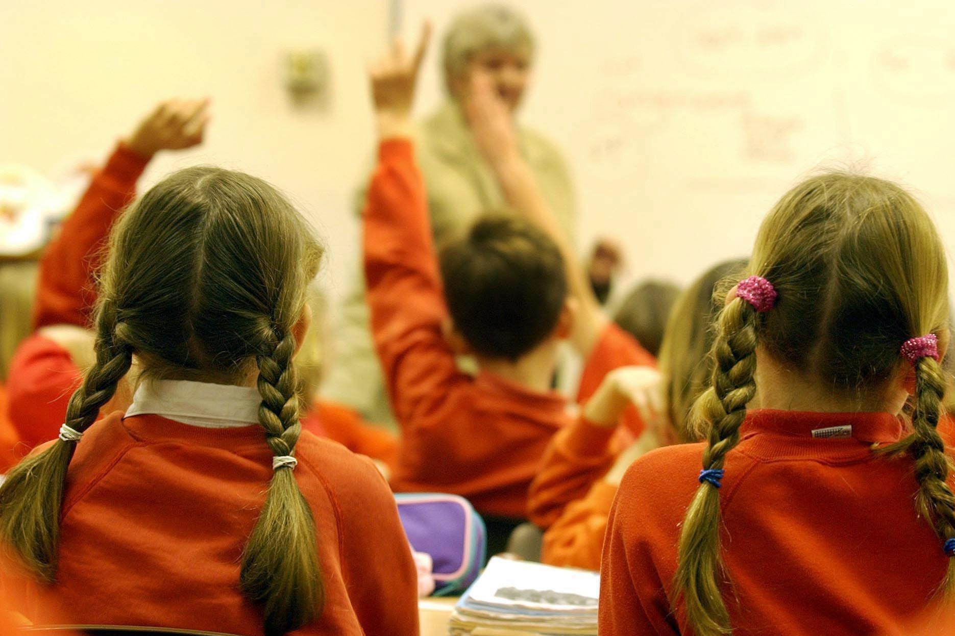 Primary school pupils, as 82% of people believe school teachers are very or quite influential on the lives of others