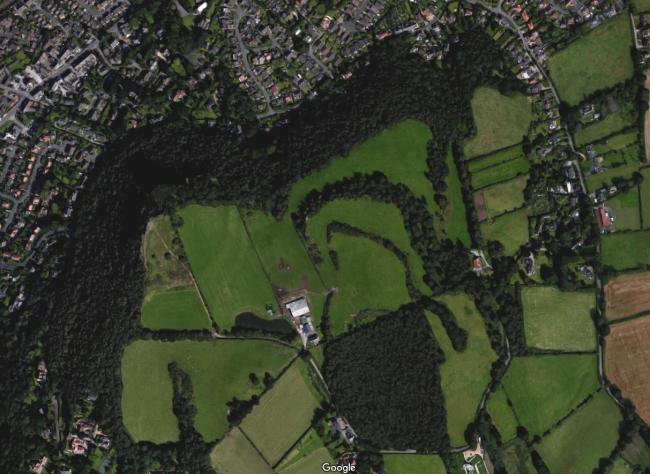 Helsby Hill (Picture: Google Maps)