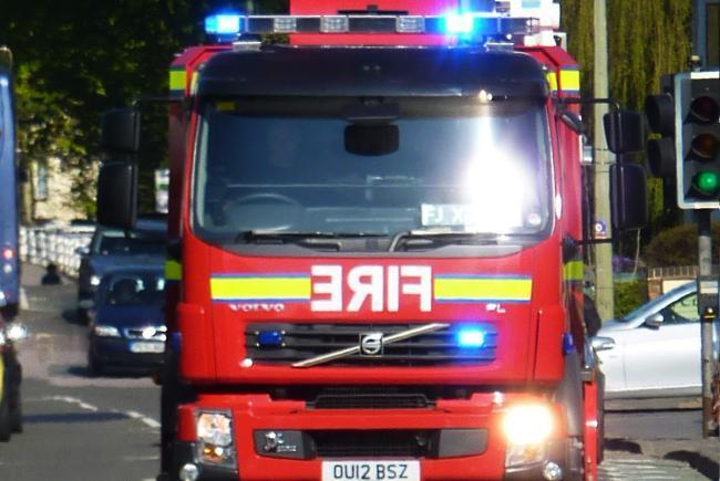 Man's body discovered after fire in  flat on Neston's Parkgate Road