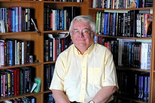 Horror writer Ramsey Campbell will narrate a special musical satire inspired by the novels of Charles Dickens in aid of Wirral's food banks later this month