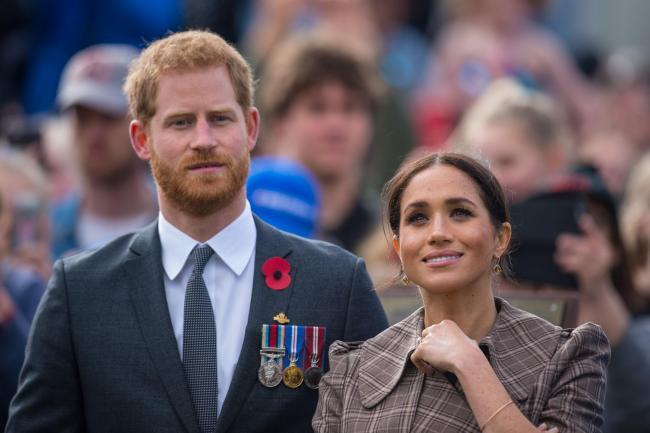 The duke and duchess of Sussex (Picture: Press Association/PA)