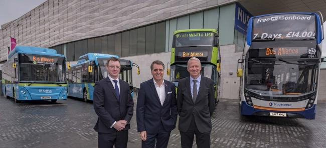 3227dd010 Why Merseyside's biggest bus firms say punctuality was bad last year ...