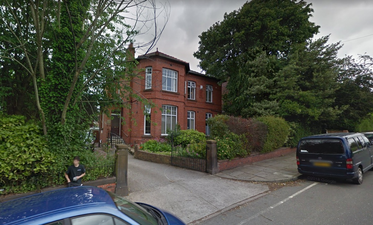 The Merchant's House in Wirral is now in special measures after being rated inadequate (Picture: Google Maps)