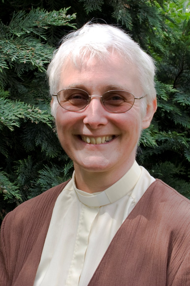 On the move to a senior post in Suffolk, former Heswall deacon, the  Revd Canon Dr Judy Hunt
