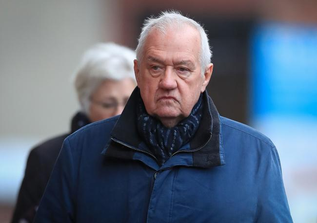 Hillsborough match commander David Duckenfield (Picture: Peter Byrne/PA Wire)